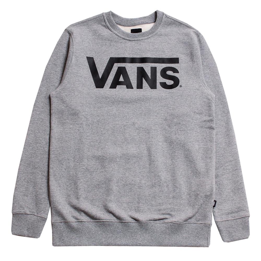 Толстовка Vans Classic Crew Fleece купить в Перми — интернет-магазин ... f4870794b4c